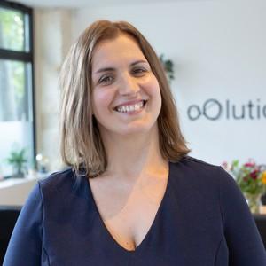 Anne-Marie Gabelica, fondatrice d'oOlution